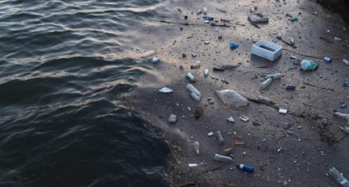 Πρωτοπορία: Στην Μυτιλήνη βάζουν drones να εντοπίζουν πλαστικά στις θάλασσες