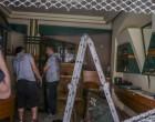 Τρίτο κρούσμα σε λίγα 24ωρα: Το χάος που άφησαν πίσω τους οι ληστές που μπούκαραν με ΙΧ σε κοσμηματοπωλείο