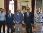 Συνάντηση Προέδρου Ε.Β.Ε.Π. με τον Πρόεδρο του Εμπορικού και Βιομηχανικού Επιμελητηρίου της Βοϊβοντίνα (Vojvodina) για την προαγωγή των διμερών εμπορικών σχέσεων