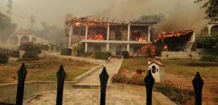 Καμία ΒΟΗΘΕΙΑ – Απών το Κράτος στις Πυρκαγιές: Ζει τον ΕΦΙΑΛΤΗ της φωτιάς στην ΚΙΝΕΤΑ ο υποψήφιος βουλευτής Πειραιά Βασίλειος Μόσχου (φωτο)