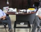 Συνάντηση Χρ. Μπουτσικάκη – Γιώργου Γαβρίλη για την ανάπλαση του Μικρολίμανου