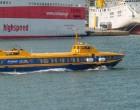 Ταλαιπωρία για 82 επιβάτες: Χάλασε το δελφίνι από Σπέτσες και Πειραιά