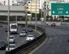 Κυκλοφοριακές ρυθμίσεις & έργα για ένα μήνα στην Αθηνών-Λαμίας