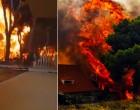 Βίντεο – σοκ από τη φονική φωτιά στο Μάτι
