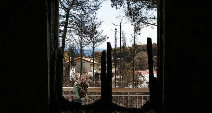 Στους 90 οι νεκροί από την πυρκαγιά, οι 76 ταυτοποιήθηκαν