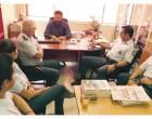 Επίσκεψη της Διοίκησης του Α.Τ. Δημοτικού Θεάτρου Πειραιά στην ΚΟΙΝΩΝΙΚΗ: Μια γόνιμη και ουσιαστική συζήτηση για όσα συμβαίνουν στην πόλη