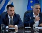 ΥΠΕΣ: Συμφωνία Σκουρλέτη-Χαρίτση για ανοίγματα ΣΥΡΙΖΑ στις αυτοδιοικητικές εκλογές, μέσω «Κλεισθένη Ι»