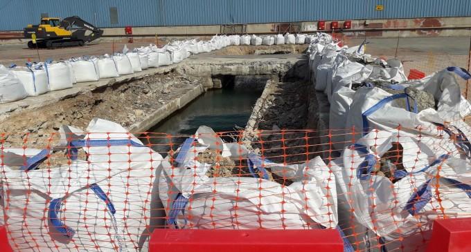 Έργο αντιπλημμυρικής προστασίας από την Περιφερειακή Ενότητα Πειραιά