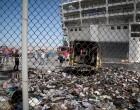 Εσβησε η φωτιά στο πλοίο «Ελευθέριος Βενιζέλος» -Εντοπίστηκε όπλο σε όχημα