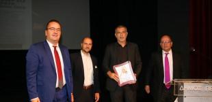 Χαιρετισμός Δημάρχου Πειραιά Γ.Μώραλη στο ο Πανελλήνιο Συνέδριο της Ένωσης Ποινικολόγων και Μαχόμενων Δικηγόρων