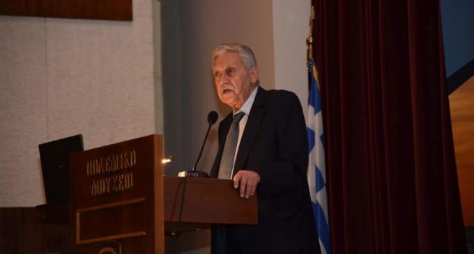 Ομιλία του Υπουργού Ναυτιλίας και Νησιωτικής Πολιτικής Φώτη Κουβέλη στο 18ο Ναυτιλιακό Συνέδριο του Ινστιτούτου Ναυτιλιακής και Οικονομικής Στρατηγικής