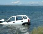 Σαλαμίνα: Τύχη «βουνό» για 74χρονο – Βρέθηκε με το όχημά του στη θάλασσα