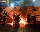Επεισόδια στην πορεία για τον Φύσσα σε Πειραιά – Θεσσαλονίκη
