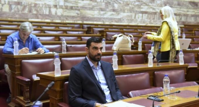 Θύμα ξυλοδαρμού ο βουλευτής του ΣΥΡΙΖΑ Πέτρος Κωνσταντινέας