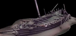 Βρέθηκε αρχαιοελληνικό πλοίο στη Μαύρη Θάλασσα – Στον βυθό για περισσότερα από 2.400 χρόνια
