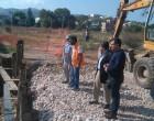 Κυκλοφοριακές παρεμβάσεις για το δίκτυο ακαθάρτων και την οδοποιία Σαλαμίνας