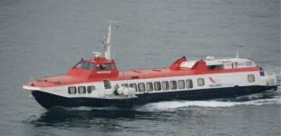 «Οδύσσεια» το ταξίδι από Πειραιά για Αίγινα για τους επιβάτες του Flying Dolphin XVII