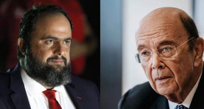 ΠΑΝΙΣΧΥΡΟΣ: Mega deal στη Ναυτιλία ανάμεσα στον Βαγγέλη Μαρινάκη και τον υπουργό Εμπορίου των ΗΠΑ!