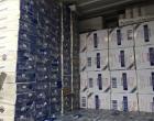Κατασχέθηκαν 12.500.000 τεμάχια τσιγάρα στον Πειραιά