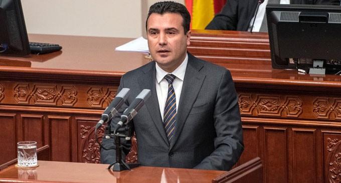 Ο Ζάεφ τα είπε ακόμα χειρότερα για «μακεδονική» μειονότητα και γλώσσα!