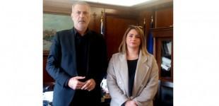 Υποψήφια Δημοτική Σύμβουλος με τον συνδυασμό «Πειραιάς Νικητής» η Σοφία Πιπιτσούλη