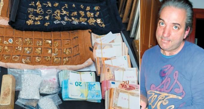 Κύκλωμα λαθρεμπορίας χρυσού: Στη φυλακή σήμερα ο Ριχάρδος – Πώς έβγαλαν χρυσό αξίας μισού δισ. στην Τουρκία