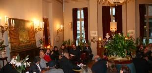 Συνάντηση Δημάρχου Γιάννη Μώραλη με εκπροσώπους φορέων της πόλης για τις «Ημέρες Θάλασσας 2019»