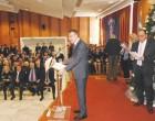 Κοπή πίτας και βραβεύσεις ΠΕΠΕΝ: Cpt. Μανώλης Τσικαλάκης (πρόεδρος ΠΕΠΕΝ): Οι Έλληνες είναι πιο έξυπνοι από τους άλλους, γιατί οι φλέβες τους έχουν θάλασσα μέσα