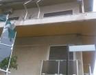 Οι καταστροφές του «Φοίβου» στον Πειραιά! Ξηλώθηκε μπαλκόνι (φωτο)