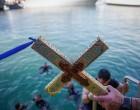 Τρία πλοία του Πολεμικού Ναυτικού στην τελετή για τον Αγιασμό των Υδάτων