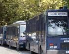 «Αστακός» η Αθήνα για την επίσκεψη Μέρκελ: Στο «πόδι» 2.000 αστυνομικοί