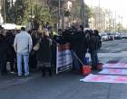 ΠΟΕΔΗΝ: Διαμαρτυρία με σεντόνια στο κέντρο της Αθήνας