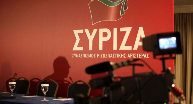 Οι πρώτοι υποψήφιοι δήμαρχοι που θα υποστηρίξει ο ΣΥΡΙΖΑ