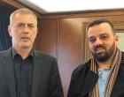 Ο Λευτέρης Χρυσοφάκης των «Barista Brothers» υποψήφιος δημοτικός σύμβουλος με τον συνδυασμό «Πειραιάς – Νικητής» και τον Γιάννη Μώραλη