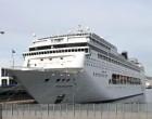 Κρουαζιερόπλοιο προσέκρουσε στο λιμάνι του Πειραιά