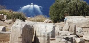 Εκαναν λίμπα ΑΤΜ και καφετέρια στον αρχαιολογικό χώρο στο Σούνιο