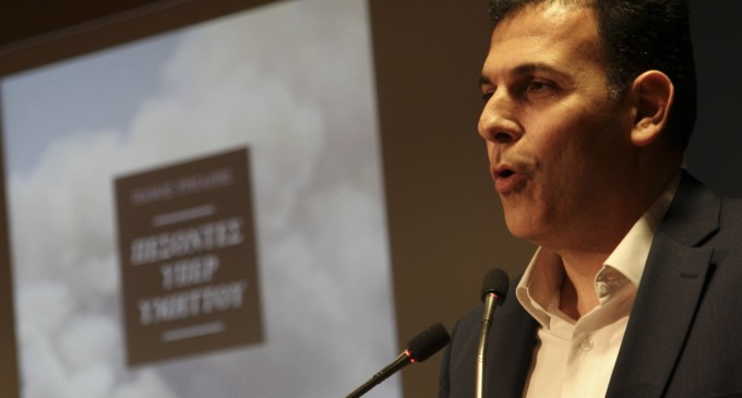Παραιτήθηκε από την Αντιπεριφέρεια ο Γιώργος Καραμέρος – Κατεβαίνει υποψήφιος δήμαρχος Αμαρουσίου