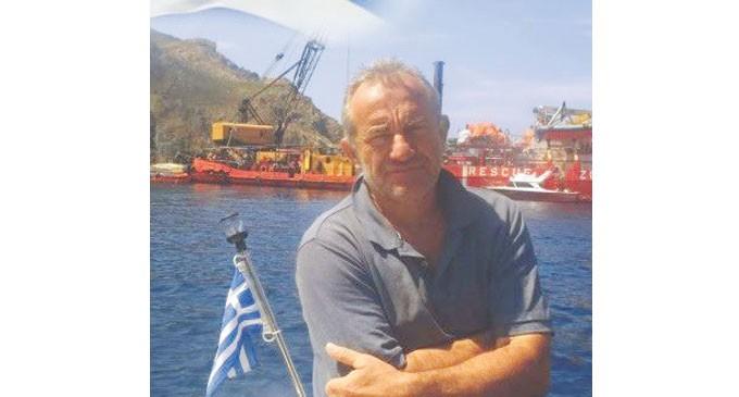 Κωνσταντίνος Νιζάμης – Υποψήφιος Δήμαρχος Πειραιά με τον συνδυασμό ΠΕΙΡΑΙΑΣ… ΣΕ ΤΑΞΗ!