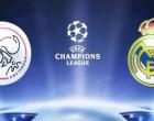 Champions League: Αγιαξ-Ρεάλ Μαδρίτης και Τότεναμ-Ντόρτμουντ στο «μενού»