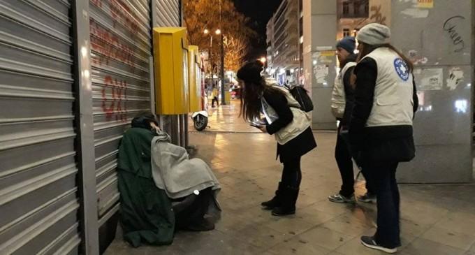 Μαρία Καλαγιά: Για ακόμη ένα βράδυ η ομάδα των Γιατρών του Κόσμου εν δράσει
