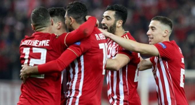 Europa League: Με πάθος για μια θρυλική πρόκριση ο Ολυμπιακός κόντρα στην Ντιναμό Κιέβου