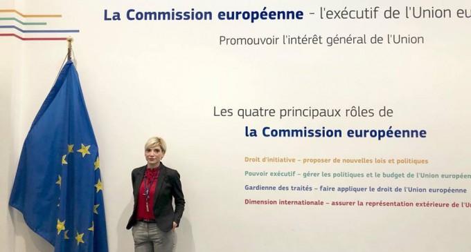 ΟΛΥΜΠΙΑΚΟΣ: Στην ελίτ της Ευρώπης! Η αποστολή του Θρύλου στις Βρυξέλλες με την Χριστίνα Τσιλιγκίρη