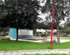 ΚΕΡΑΤΣΙΝΙ: Τοποθέτηση φωτιστικών Led στην πλατεία Ολύμπου-Καρπάθου