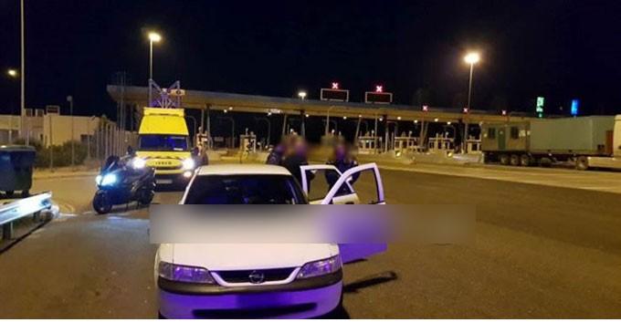 Απίστευτο! Οδηγούσε μεθυσμένος στο αντίθετο ρεύμα της εθνικής οδού για 15 χλμ