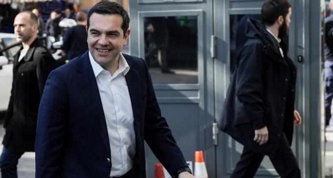 Στον Πρόεδρο της Δημοκρατίας το απόγευμα ο Αλέξης Τσίπρας για την προκήρυξη των εκλογών