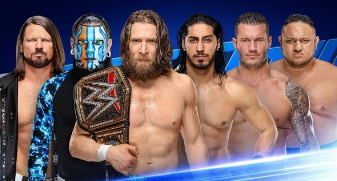 Το WWE έρχεται στην Ελλάδα