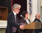 Ο Ν. Βλαχάκος στην εκδήλωση του Συλλόγου Ατόμων με σακχαρώδη διαβήτη