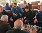 Χριστόφορος Μπουτσικάκης – Πολιτευτής Α' Πειραιά και Νήσων ΝΔ: Επαφές με πολίτες στα Καμίνια