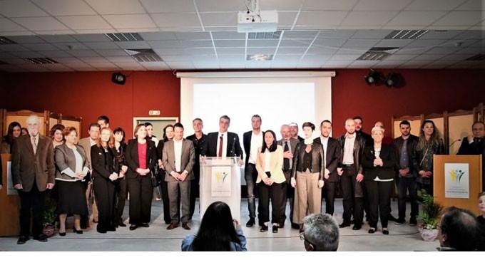 Πολυπληθής παρουσία δημοτών στον Απολογισμό Έργου του Δημάρχου Βριλησσίων