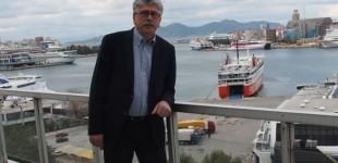Δηλώσεις για το θέμα των προκλήσεων της Τουρκίας από τον υποψήφιο βουλευτή Α Πειραιά και Νήσων του ΚΙΝΑΛ, Στέλιο Μανουσάκη